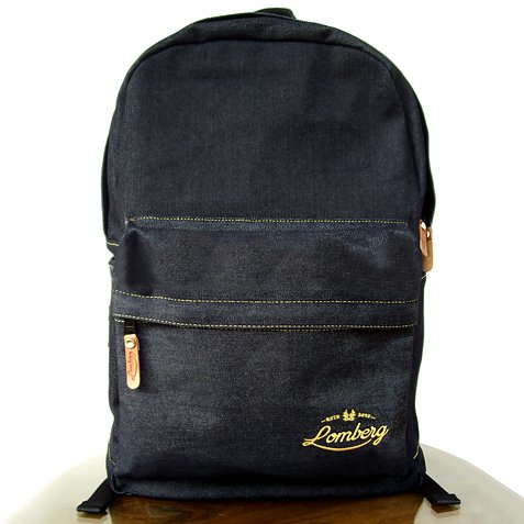 Ransel denim black