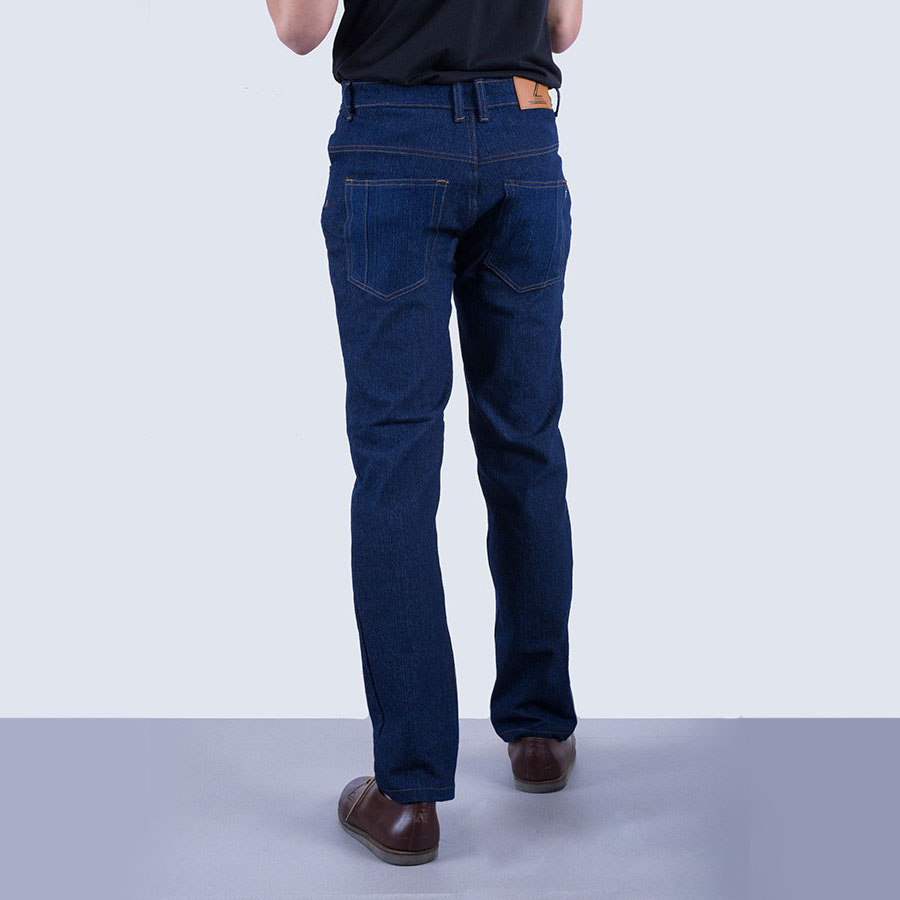 Assault Denim Pants Blue