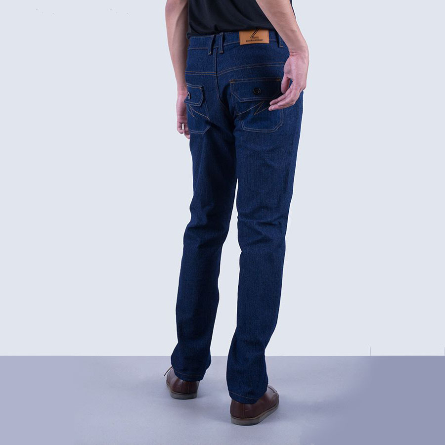 Celana Denim Vector Blue