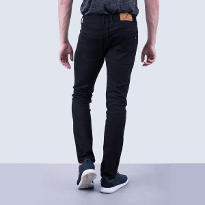 Celana Panjang Denim Feroz Black