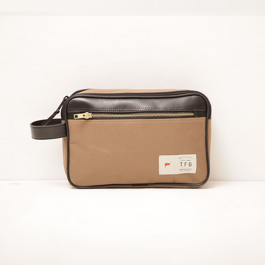 Pouch 402 Brown Bold