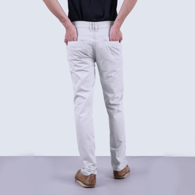 Celana Chino Gilbert Cream