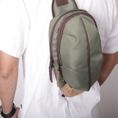 Turtle Shoulder Bag 406 Green