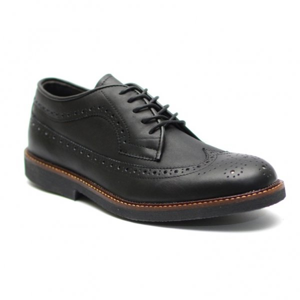 Sepatu Formal Longwing Black