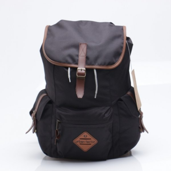 Tas Ransel Holiday Black