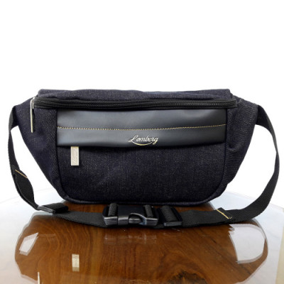 Tas Kazwali Hip Bag Black