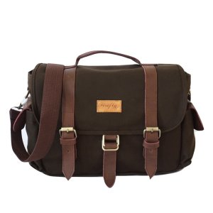 Tas Kamera Camera Bag Denver Dark Brown