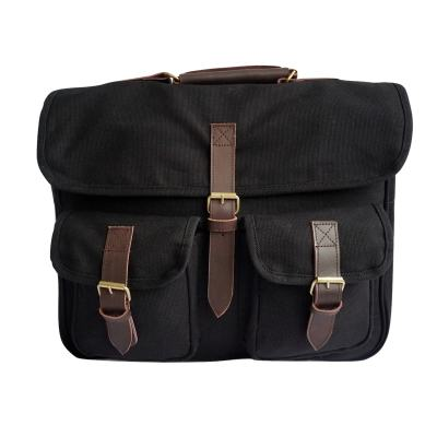 Tas Messenger Avner Fly Black