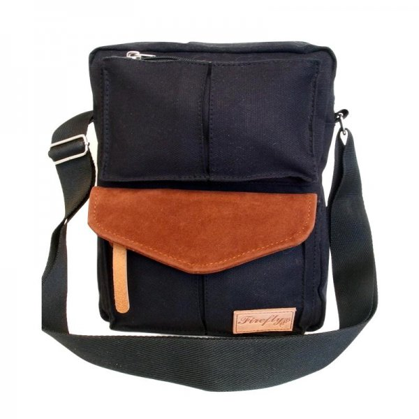 Tas Mini Slingbag Bailey Black