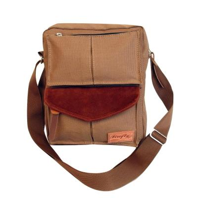 Tas Mini Slingbag Bailey Khaki