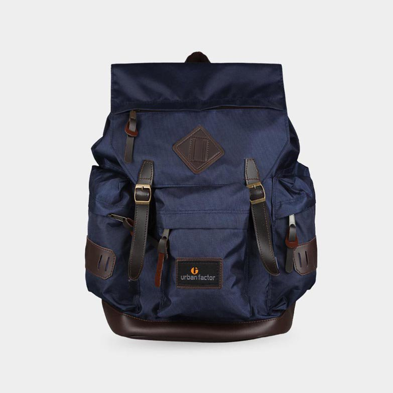 Tas Ransel Backpack Brain Storm Navy