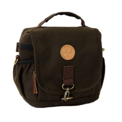 Tas Camera Slingbag Ivers Dark brown