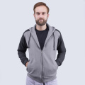 Jaket Fleece Juan Grey Darkgrey
