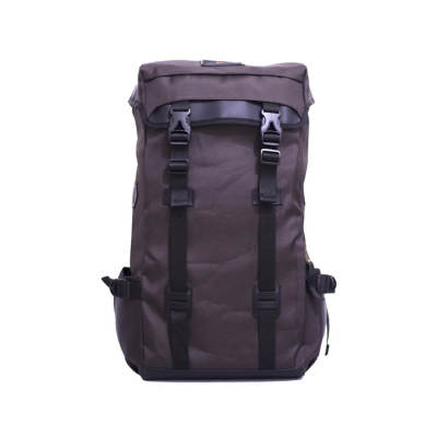 Tas Backpack City Hustle Brown