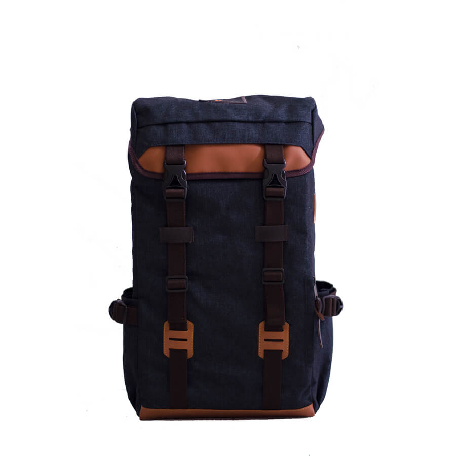 Tas Backpack City Hustle Navy