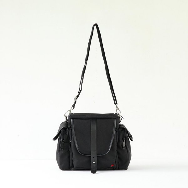 Tas Camera Bag Leibovitz Black