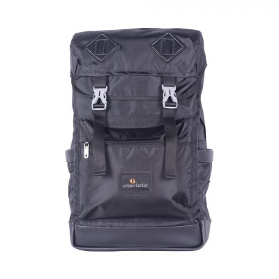 Tas Ransel Backpack Route Black