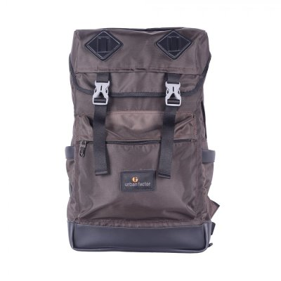 Tas Ransel Backpack Route Brown