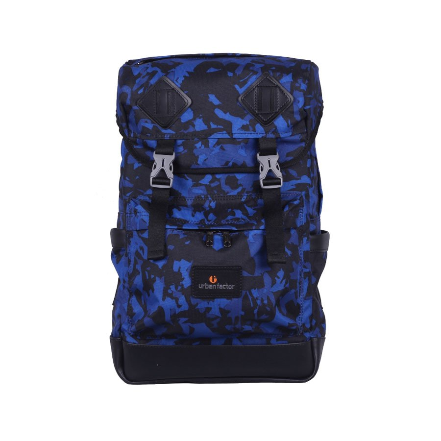 Tas Ransel Backpack Underground Camo Blue