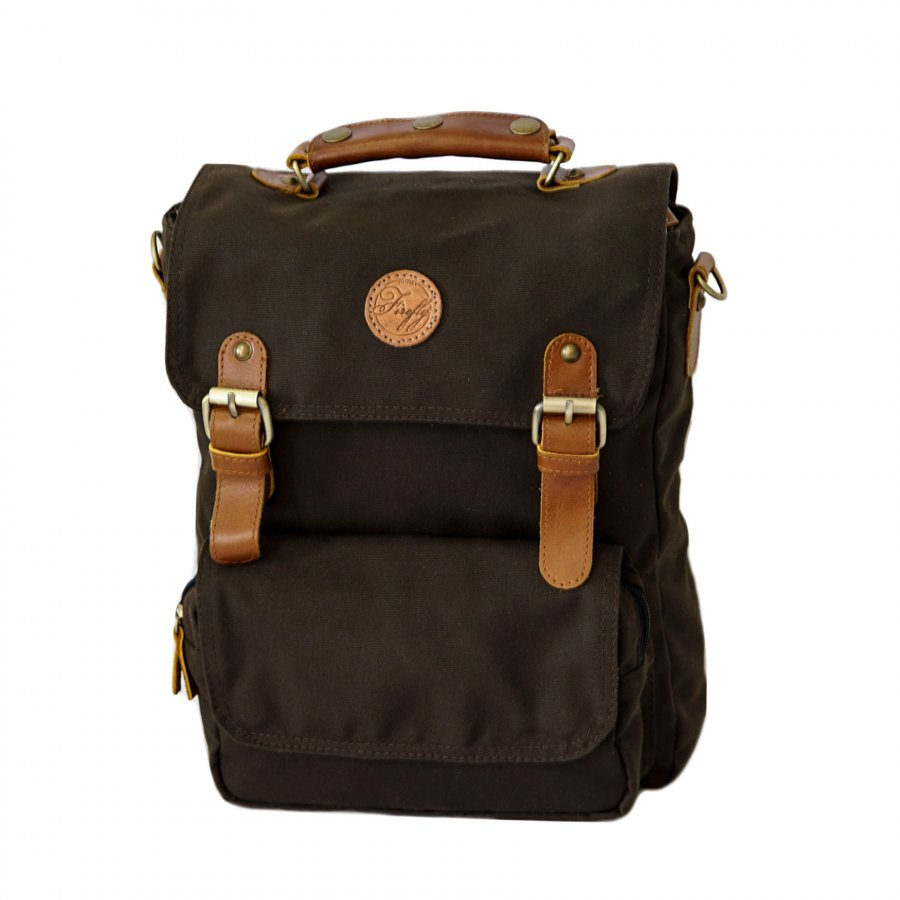 Tas Ransel Fly Quincy Brown