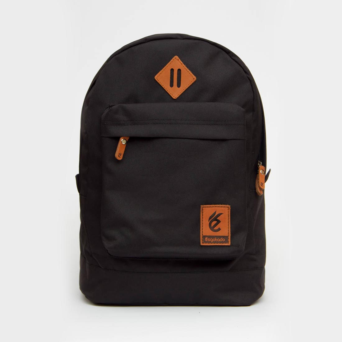 Tas Backpack Corduro Segundo Black