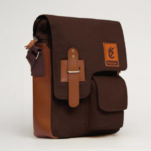 Mini Slingbag Faixo Tercerio Dark Brown