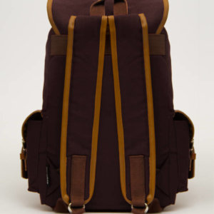 Tas Backpack Fintagio Quarto Dark Brown