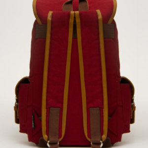 Tas Backpack Fintagio Quarto Maroon
