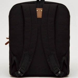 Tas Backpack Mochilo Primeiro Black