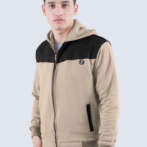 Jaket Oxtail Cream Black