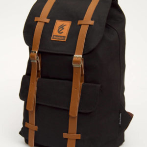 Tas Backpack Fintagio Quinto Black