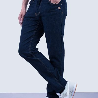 Celana Panajng Denim Nano Dark Blue