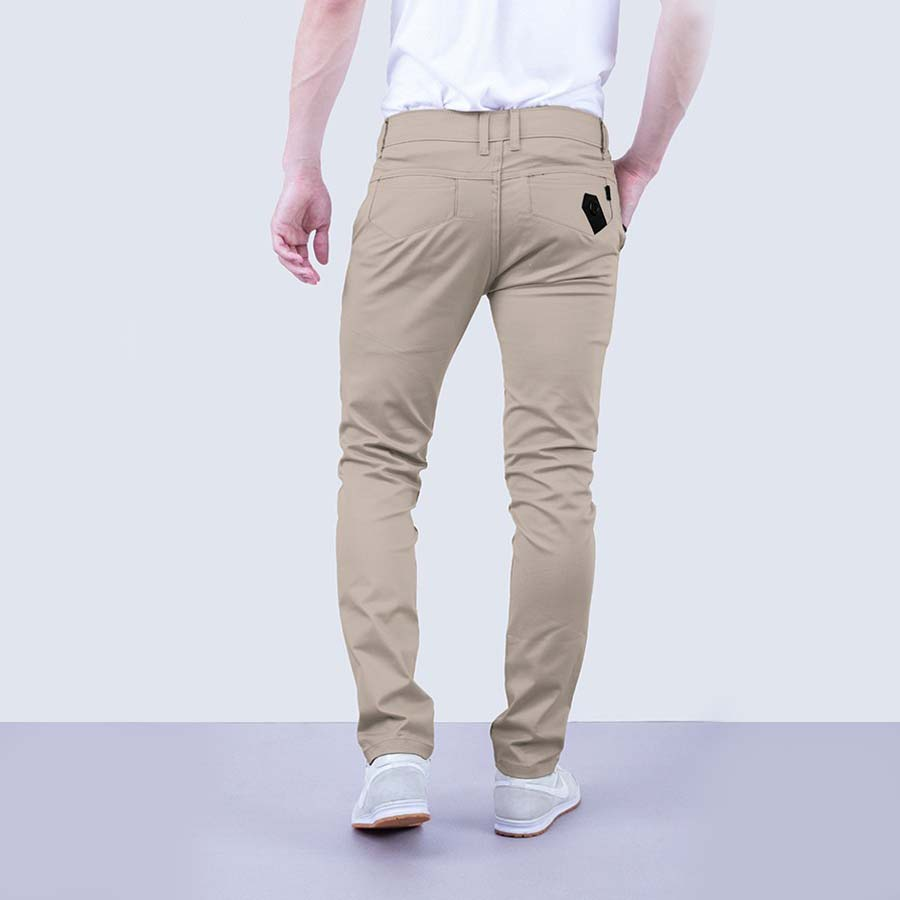 Chino Pants Pria Maple
