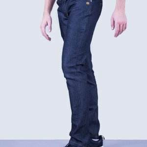 Ignorance Denim Pants Blue Grey