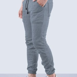 Celana Training Nathan Sweatpants Misty Light