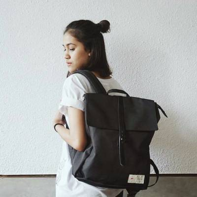 Backpack Towny 410 black