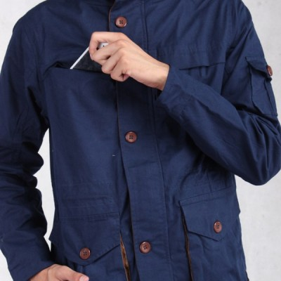 Jaket Parka Brooklyn Navy