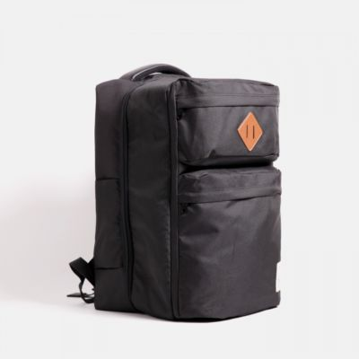 tas besar backpack travelling 407 black