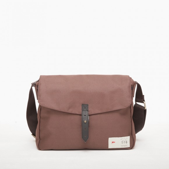 Tas Slingbag Mailmen 404 Brown