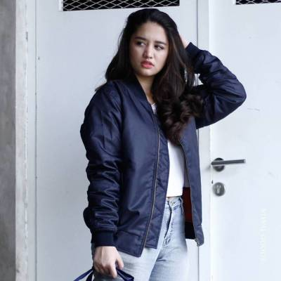 Bomber Jacket Stinger Navy