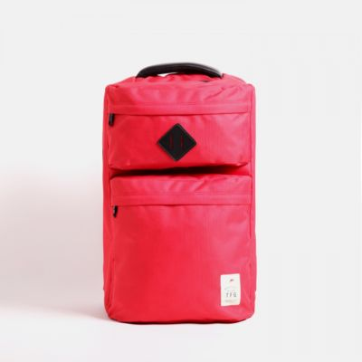 tas besar backpack travelling 407 red