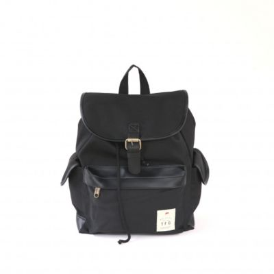 Tas Backpack Wolfgang 417 Black