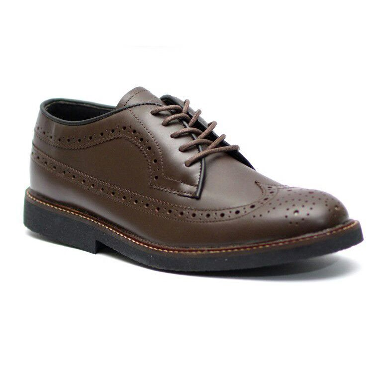 Sepatu Formal Longwing Brown