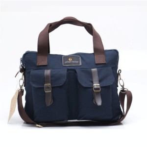 Tas Travel Bag Messenger Busy Navy
