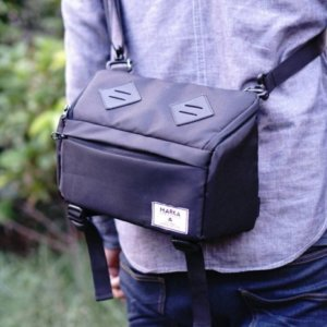 Tas Kamera Camera Bag Mantera Black
