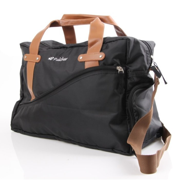 Tas Gym Bag Duffel Forza Black