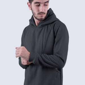 Sweater Hoodie Edinson Dark Grey