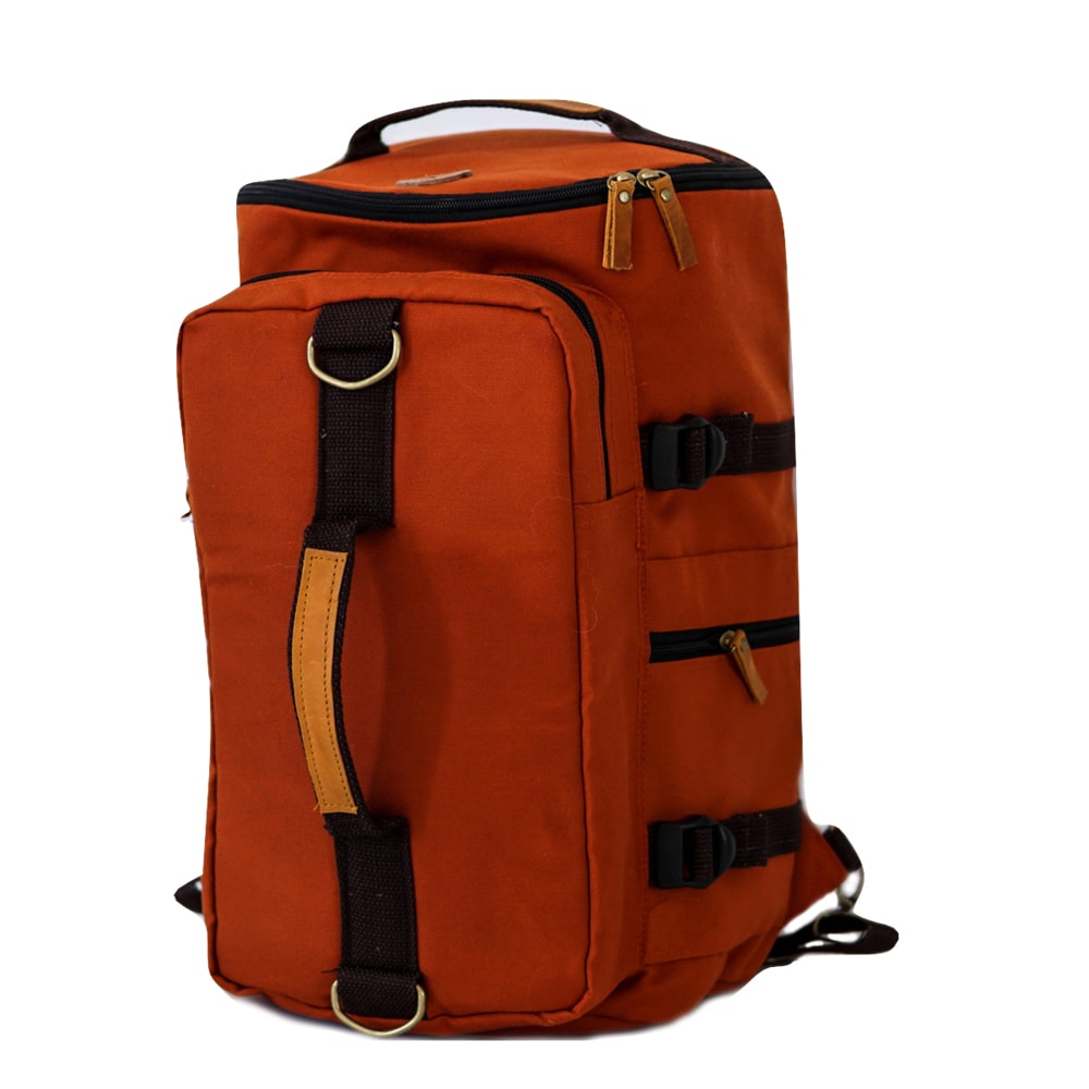 Tas Duffel Alric Brick Red