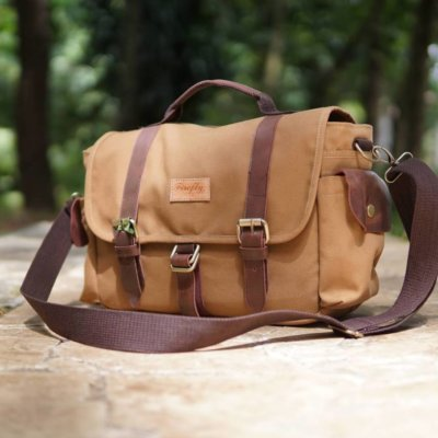 Tas Kamera Camera Bag Denver Khaki