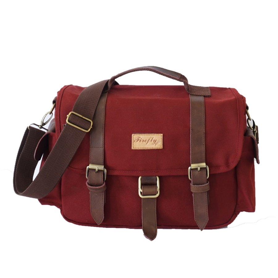 Tas Kamera Camera Bag Denver Maroon